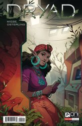 Oni Press's Dryad Issue # 5