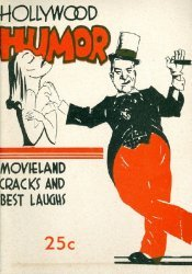 Padell Books's Hollywood Humor Soft Cover # 1