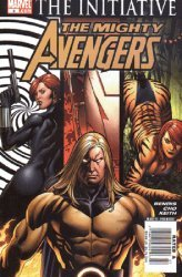 Marvel Comics's Mighty Avengers Issue # 3b