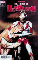 Marvel Comics's Ultraman: Trials of Ultraman Issue # 2c