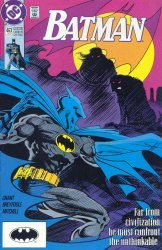 DC Comics's Batman Issue # 463