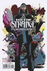 Marvel's Doctor Strange and The Sorcerers Supreme Issue # 1e