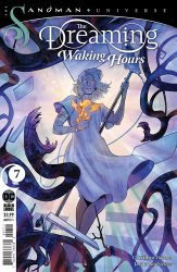 DC Black Label's Dreaming: Waking Hours Issue # 7