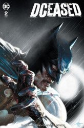 DC Comics's DCeased Issue # 2bulletproof