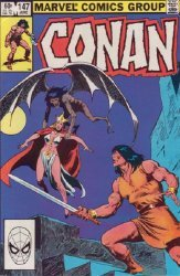 Marvel's Conan the Barbarian Issue # 147