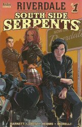 Archie Comics Group's Riverdale Presents: South Side Serpents Issue # 1