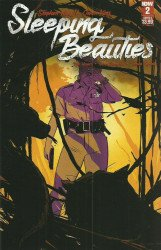 IDW Publishing's Sleeping Beauties Issue # 2