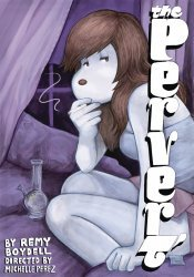 Image Comics's The Pervert Soft Cover # 1