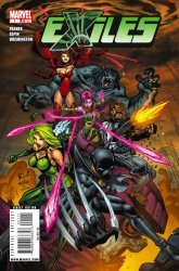 Marvel Comics's Exiles Issue # 1