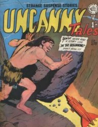 Alan Class & Company's Uncanny Tales Issue # 80