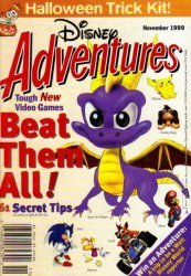 Disney Comics's Disney Adventures Issue V10-1