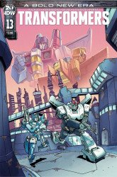 IDW Publishing's Transformers Issue # 13