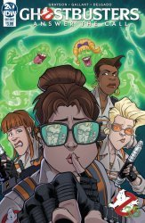 IDW Publishing's Ghostbusters 35th Anniversary: Answer the Call Issue # 1