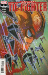 Marvel Comics's Star Wars: TIE Fighter Issue # 2