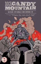 Image Comics's Rock Candy Mountain Issue # 6