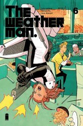 Image Comics's The Weatherman Issue # 6c