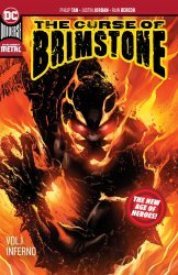 DC Comics's The Curse of Brimstone TPB # 1