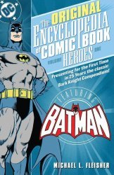 Warner Books's Encyclopedia of Comic Book Heroes Soft Cover # 1b