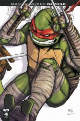 IDW Publishing's Teenage Mutant Ninja Turtles: Macro-Series - Raphael Issue # 1double midnight