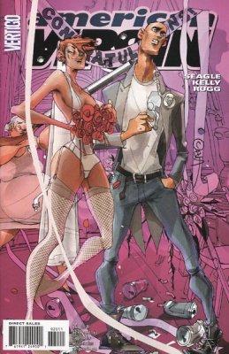 comic American book virgin