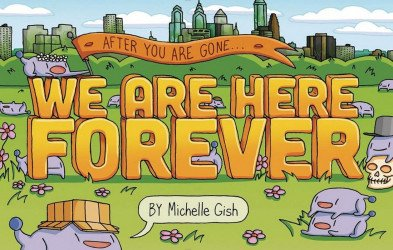Quirk Books's We Are Here Forever Soft Cover # 1