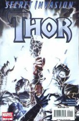 Marvel Comics's Secret Invasion: Thor Issue # 1
