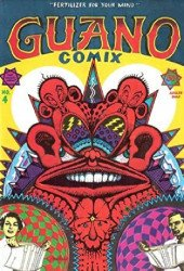 Print Mint's Guano Comix Issue # 4
