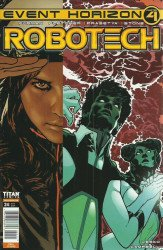 Titan Comics's Robotech Issue # 24