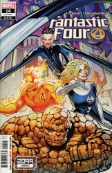 Marvel Comics's Fantastic Four Issue # 16b