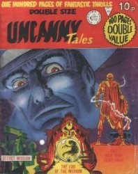 Alan Class & Company's Uncanny Tales Issue # 83