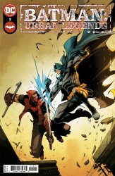 DC Comics's Batman: Urban Legends Issue # 2