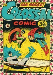 K.G. Murray Publishers's Colossal Comic Issue # 35