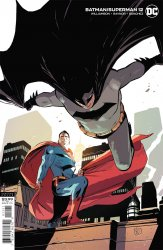 DC Comics's Batman / Superman Issue # 12b
