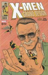 Marvel Comics's X-Men: Grand Design Issue # 1stan lee