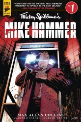 Titan Comics's Hard Case Crime: Mickey Spillane's Mike Hammer Issue # 1c