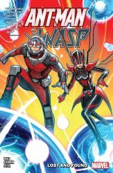 Marvel Comics's Ant-Man and the Wasp  TPB # 1