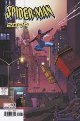 Marvel Comics's Spider-Man 2099 Issue # 1c