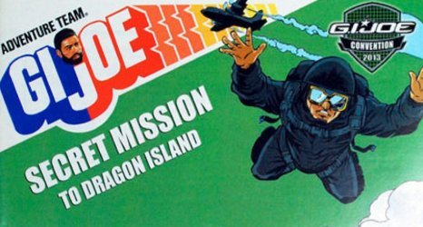 Hasbro's G.I. Joe Adventure Team Issue # 2013