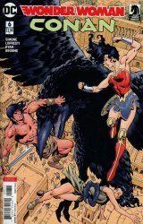 DC Comics's Wonder Woman/Conan Issue # 6c