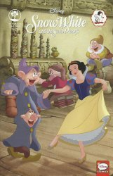 Joe Books's Disney Snow White And The Seven Dwarfs - 80th Anniversary Issue # 1