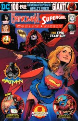 DC Comics's Batwoman/Supergirl: World's Finest Giant Giant Size # 1direct edition