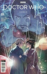 Titan Comics's Doctor Who: Missy Issue # 1d