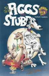 Fathom Press's Piggs and Stubb Issue # 1