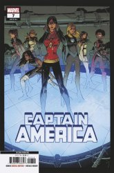 Marvel Comics's Captain America Issue # 7 - 2nd print