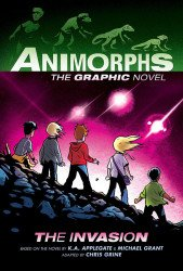 Graphix's Animorphs Hard Cover # 1