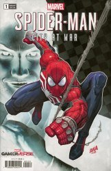 Marvel Comics's Marvel's Spider-Man: City at War Issue # 1b