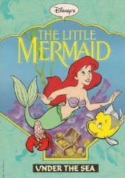 Disney Comics's The Little Mermaid: Under the Sea Issue # 1