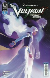 Lion Forge Comics's Voltron: Legendary Defender Issue # 1