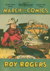 Western Printing Co.'s March of Comics Issue # 68g