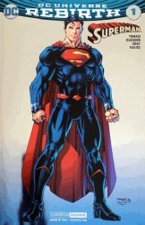 DC Comics's Superman Issue # 1nycc